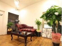 グレイス(Grace)の雰囲気(アンティークの家具でお客様をおもてなし♪)