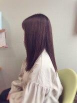 ライフヘアデザイン(Life hair design)初夏のアッシュベージュガーリー☆