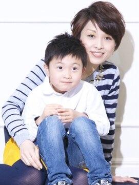 シアン(CYAN)【CYAN】主婦の素敵プロデュース☆ベリーショート