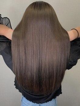 アクタノイドエット(acta noid etto)の写真/濃厚ダメージケア&Rerax◆乾燥や紫外線による春のダメージも怖くない♪こだわりのTRで根本から髪質改善★