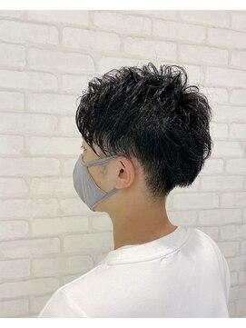 ビス ヘア アンド ビューティー 西新井店(Vis Hair&Beauty)ツーブロック/マッシュ/ビジカジ/アップバング/刈り上げ/マット