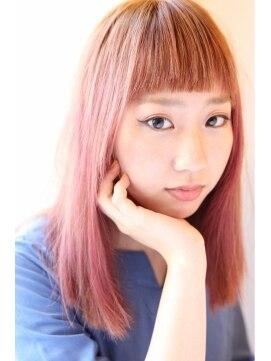 クリコ ヘアーデザイン(CLICQUOT hair design)SAKURA GIRL