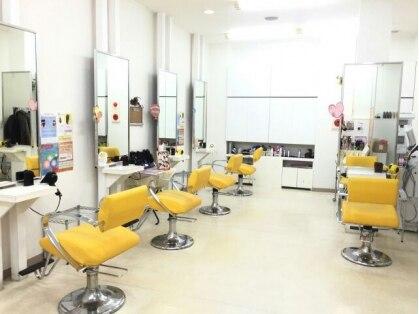 美容室カラーズ 古淵店の写真