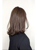 ソース ヘア アトリエ 京橋(Source hair atelier)【SOURCE】キャラメルブラウン