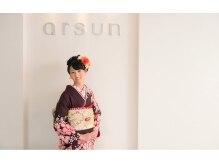 アースン(arsun)の雰囲気( 着物セット¥4320  振袖着付け¥8640 )