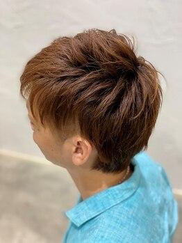 スタジオシージェー(Studio CJ)の写真/プロのスタイリストによる骨格・髪質に合わせた繊細なカット技術であなたの『なりたい』を叶える♪