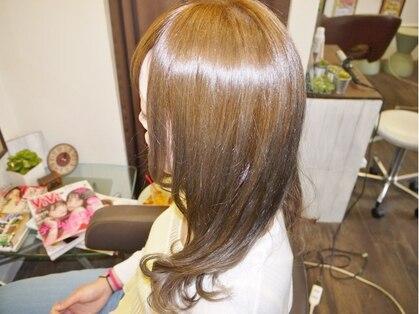 ボンドヘア(BOND hair)の写真
