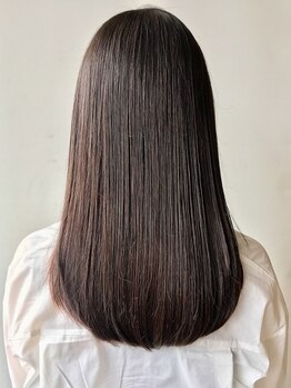 モリオフロムロンドン成増3号店の写真/お客様の髪に今一番必要なケアをご提案♪毛先まで絡まない理想の髪へと導きます!