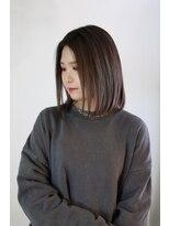 ロアール 楠(LOAOL KUSUNOKI)ハイライト グラデーションカラー