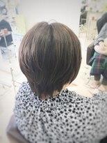 クール ヘアー ギャラリー 神明町店(COOL Hair gallery)ナチュラル☆大人ショート