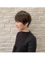 クレーデヘアーズ 相田店(Crede hair's)#王道バランスショート