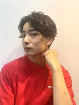 """ビコ(bico)の写真/""""ニュアンス""""と""""抜け感""""で魅せる男髪。"""