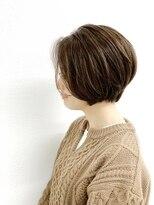 ジーナハーバー(JEANA HARBOR)【JEANAHARBOR後藤】色が抜けても馴染む!極細ハイライトが人気!