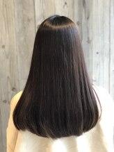 【美髪へのこだわり】