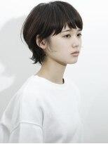 アルテヘアー(arte HAIR)【arte HAIR】マッシュショート/黒髪/小顔/ナチュラル