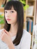 ★黒髪艶カラーレトロ小顔ナチュラルストレート20代30代40代★7