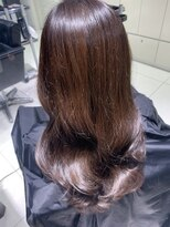 フォルテ ギンザ(FORTE GINZA)髪質改善トリートメントでヨシンモリ
