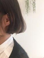 ガーデン ハラジュク(GARDEN harajuku)【鈴木ゆうすけ】乾かすだけでまとまるオトナ可愛い小顔ボブ