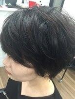 ☆メンズライクなショートヘア☆