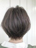 ヘアーサロン リアン 鴻巣店(hair salon Rien)#ハンサムショート#透明感カラー
