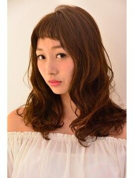 ヘアーデザイン ミヤビ 広尾(HAIR DESIGN MIYABI)ゆるふわ☆アンニュイウェーブS