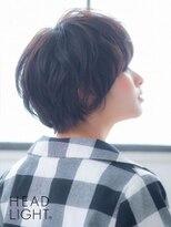 フローレス バイ ヘッドライト 三鷹店(hair flores by HEADLIGHT)バランスショート
