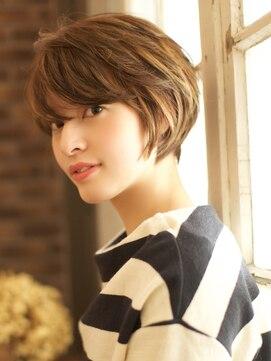 ベック ヘアサロン(BEKKU hair salon)シルエット美人のポイントは後頭部の丸みシルエット☆