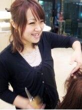 ヘアーニック 香椎店(Hair NIC)堤 祐香