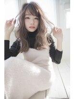 シャインヘアフラッペ 新百合ヶ丘2号店(Shine hair frappe)【新百合】丸みショート無造作カールボブディイルミナカラー 1