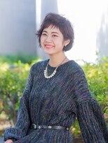 ☆LOCO☆ジグザグバング×くせ毛風ミニマムショート
