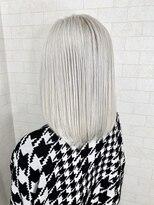 アルマヘア(Alma hair)ホワイトカラー☆