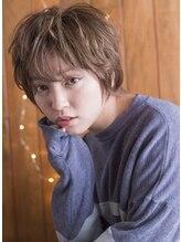 ヘアサロン リコ(hair salon lico)☆ラフモードショート☆【hair salon lico】03-5579-9825