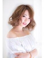 ロンド フィーユ(Lond fille)【Lond fille】夏に映えるハイトーンカラー☆