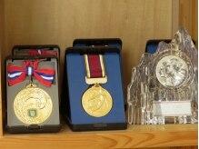 ケーウェッジ(K.WEDGE)の雰囲気(世界大会のメダルです☆)
