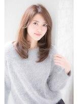 ジョエミバイアンアミ(joemi by Un ami)【joemi】 大人の雰囲気・上品かき上げ前髪カール(大島幸司)