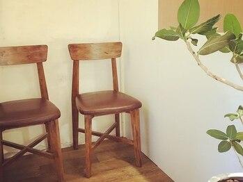 プレイン(plain)の写真/【川崎駅3分】森の中のカフェに遊びに来たような贅沢サロン。少人数の空間でゆっくりお過ごしください♪
