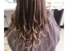 ヘアセットサロンエッジ(Edge)の雰囲気(100%最高級人毛だけ使用☆つけたその日から巻き髪OK!!)