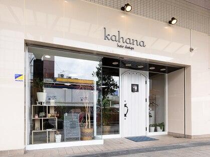 カハナ(kahana)の写真