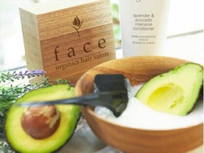 オーガニックサロン フェイス 梅田店(organic salon face)の写真