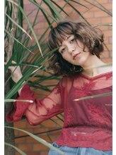 コートニー(Courtney)aurora highlight スモーキーベージュ  ishikawa