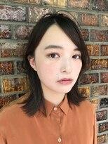 ハーティム 代官山(Heartim)☆伸ばしかけにおススメ☆サラサラストレートミディ☆