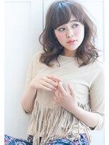 リル ヘアーデザイン(Rire hair design)【Rire-リル銀座-】ふわくしゅフレンチミディ☆