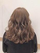 ビーヘアサロン(Beee hair salon)定番ベージュ系カラー