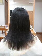ヘアースポットカズ 旭川(KAZU)リペア縮毛矯正 L