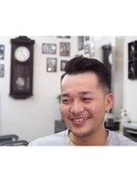 ヘアーサロン ファイン(Hair Salon FINE)sidepart×hardpart