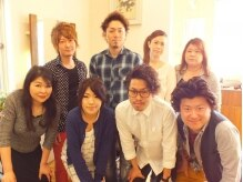 ヘアサロン アオイ(HAIR SALON Aoi)の雰囲気(アットホームなスタッフが笑顔でお迎え♪)