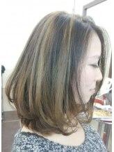 ブランチェ 銀座店 BLANCHEふんわり♪3Dカラー☆