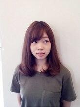 ヘアーディレクションイアス (HAIR DIRECTION eAs)【HAIR DIRECTION eAs】愛されミディアム