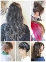 ピース ヘアアンドエステ(Piece hair&esthe)guest snap