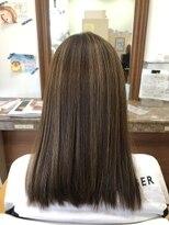 ヘアーステージエルコレクション(HairStageEll collection)艶髪縮毛矯正